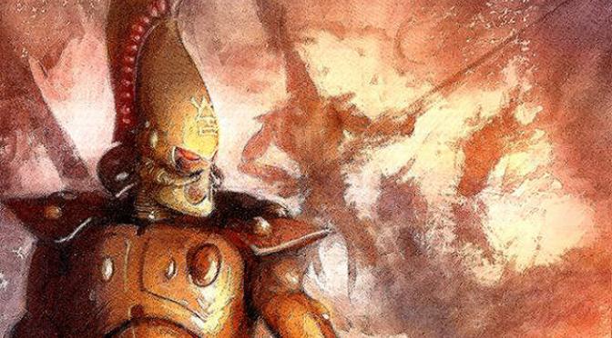 Análisis del Codex Eldar: Élite – Dragones Llameantes